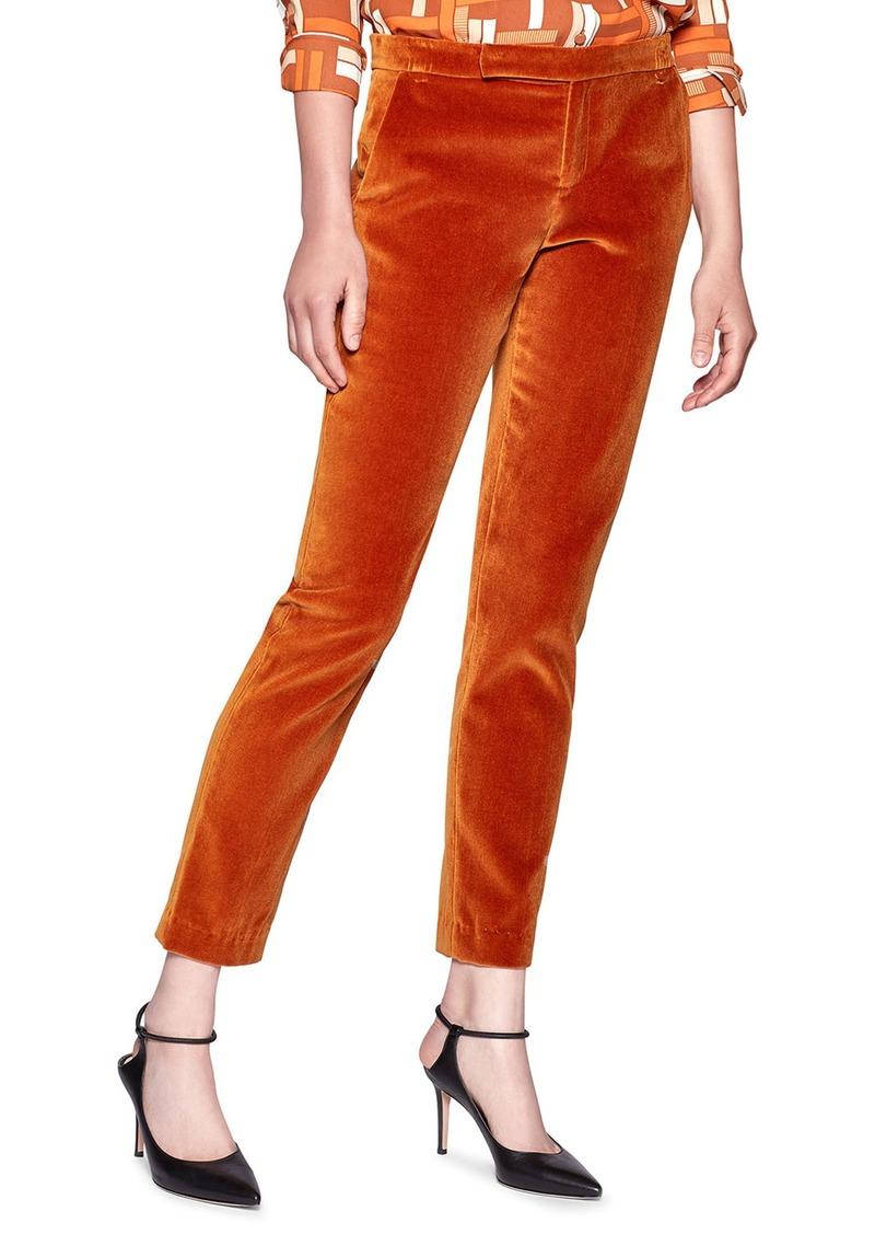 Equipment Burcet Velvet Trousers