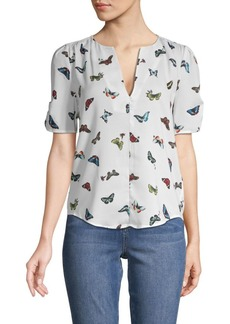 Joie Butterfly Amone Shell Blouse