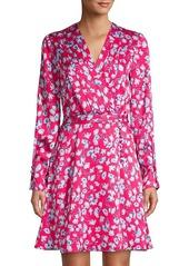 Equipment Collie Floral Shirt Dress