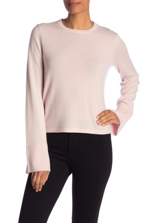 Equipment Courtley Wide Sleeve Cashmere Sweater