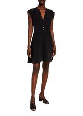 Equipment Danette Silk Dress