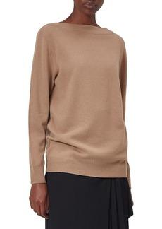 Equipment Darvelle Cashmere Boatneck Sweater
