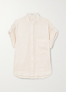 Equipment Drace Linen Shirt