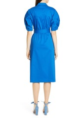 Equipment Anitone Wrap Dress
