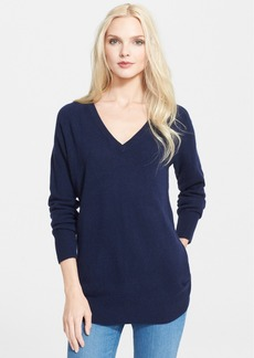 Equipment 'Asher' V-Neck Cashmere Sweater