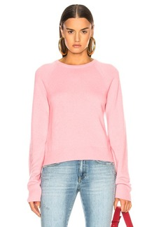 Equipment Axel Cropped Sweater
