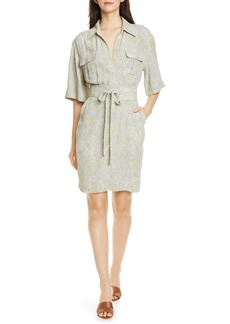Equipment Axelle Shirtdress