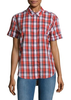 Equipment Betty Check Shirt