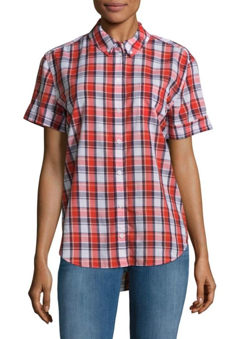 Equipment Betty Check Shirt