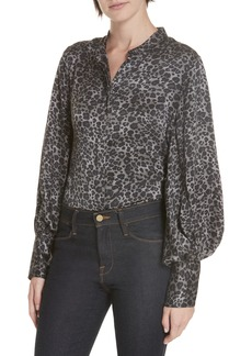 Equipment Boleyn Silk Shirt