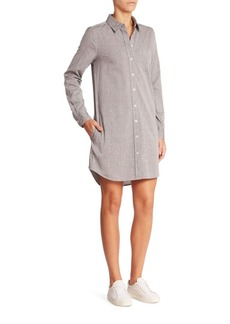 Equipment Brett Cotton Shirt Dress