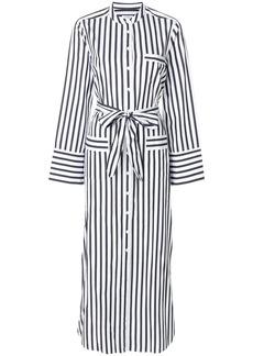 Equipment Britten maxi dress - White
