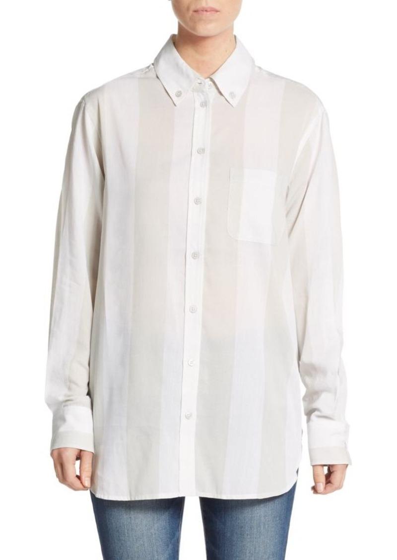 Equipment Button-Down Cotton Shirt
