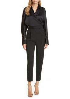 Equipment Carlens Long Sleeve Jumpsuit