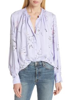 Equipment Causette Silk Blend Shirt