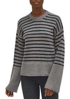 Equipment Chantine Striped Sweater