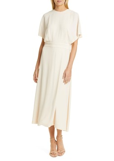Equipment Chemelle Midi Dress