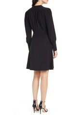 Equipment Claira Long Sleeve Dress