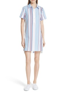 Equipment Clarissa Stripe Shirtdress