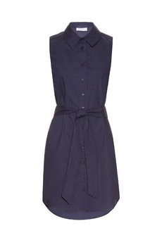 Equipment Claudia cotton-poplin dress