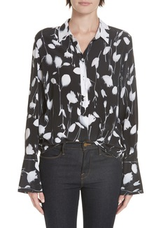 Equipment Eleonore Print Shirt