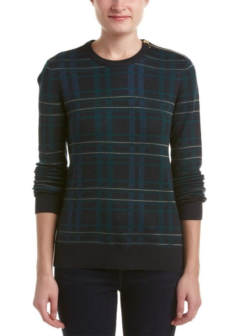 Equipment Equipment Ondine Wool-Blend Sweater