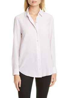 Equipment Essential Silk Button-Up Shirt