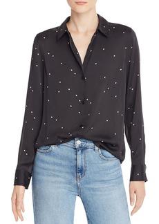 Equipment Essential Star-Print Shirt