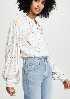Equipment Fleur Cascade Marcilly Button Down Shirt