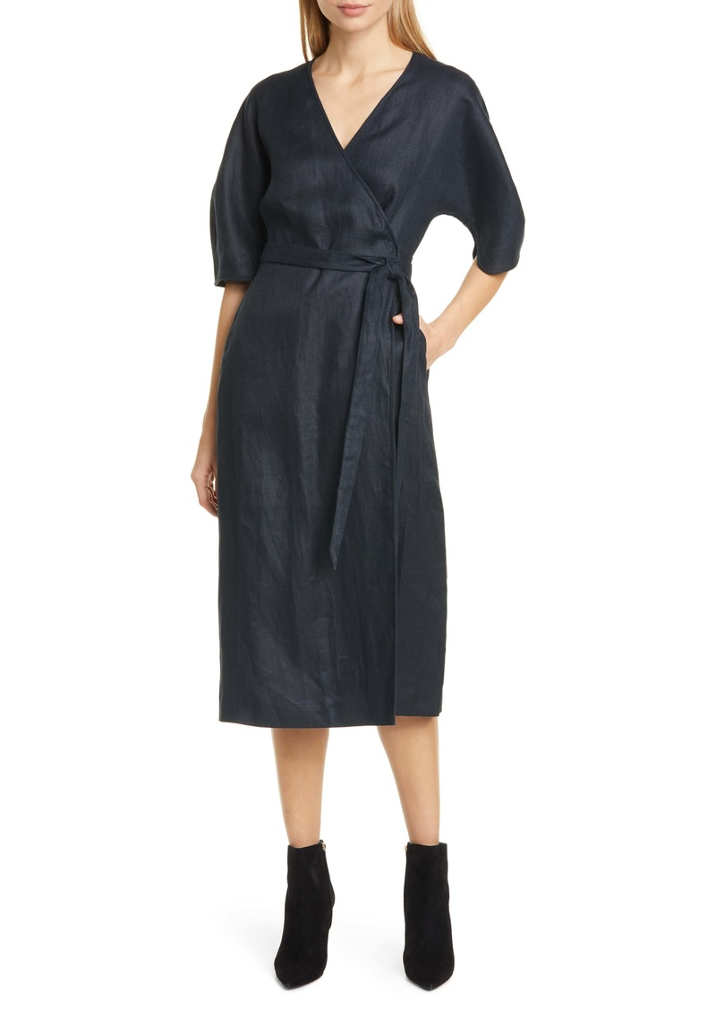 Equipment Frecia Wrap Dress