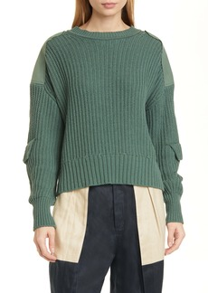 Equipment Gelsey Organic Cotton Sweater