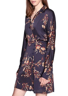 Equipment Harmon Shirtdress