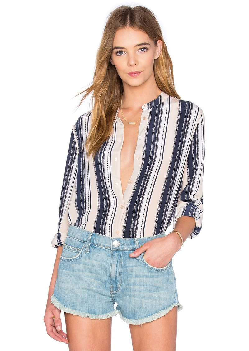 Equipment Henri Long Sleeve Blouse