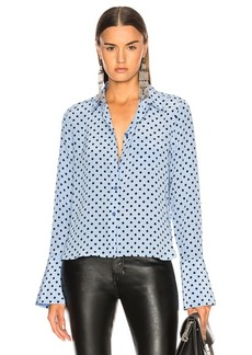Equipment Huntley Blouse