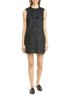 Equipment Jalil Linen Shirtdress