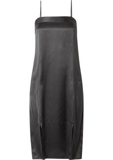 Equipment Kelby silk-satin midi dress