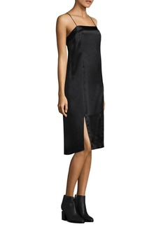 Equipment Kelby Slip Silk Dress