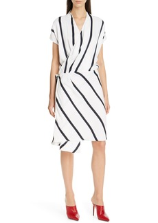 Equipment Leonce Wrap Dress