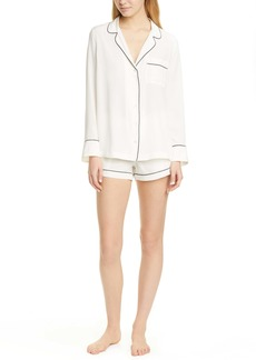 Equipment Lillian Silk Short Pajamas