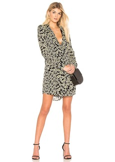 Equipment Long Sleeve Freda Dress
