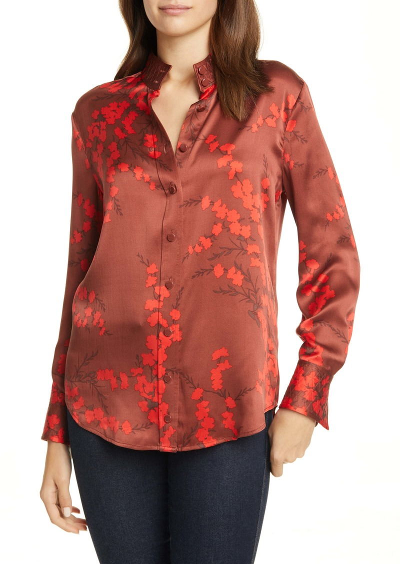 Equipment Maisa Silk Shirt