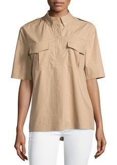 Equipment Major Short-Sleeve Blouse