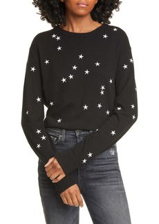 Equipment Nartelle Embroidered Star Sweater