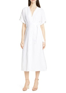 Equipment Nauman Linen Dress