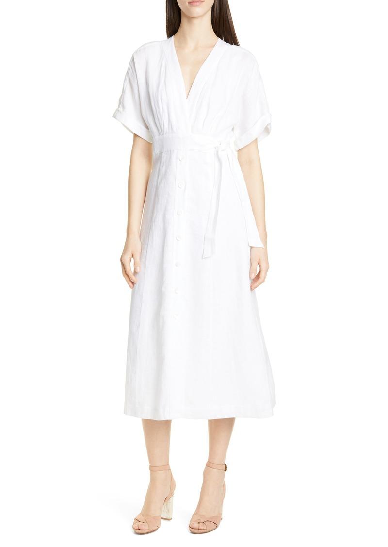 Equipment Nauman Linen Dress