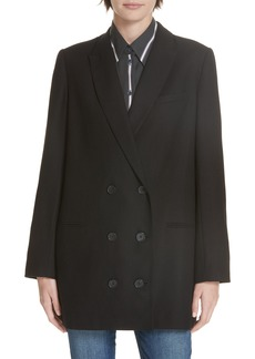 Equipment Norden Double Breasted Wool Jacket