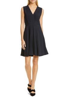 Equipment Norice Sleeveless Fit & Flare Dress