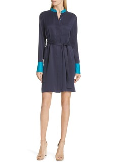 Equipment Ravena Silk Blend Shirtdress