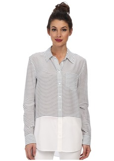 EQUIPMENT Reese Stripe Button Up