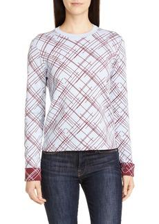 Equipment Sadonne Silk & Cotton Sweater